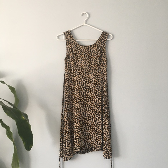 Vintage summer dress (Made in India)